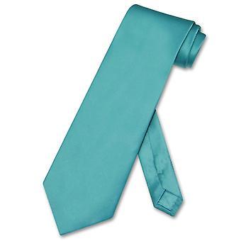 Biagio 100% siden slips EXTRA länge fast mäns XL hals slips