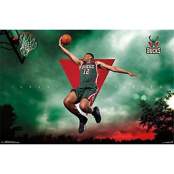 Milwaukee Bucks - J Parker 14 Poster Print
