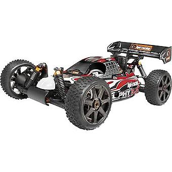 HPI Racing Trophy 3.5 1:8 RC model car Nitro Buggy 4WD RtR 2,4 GHz