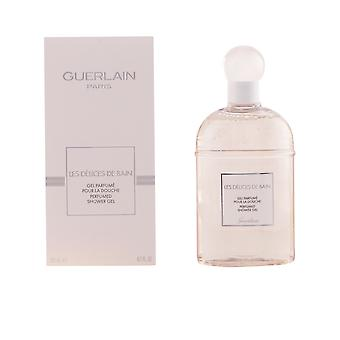 Guerlain Le Delice De Bain Shower Gel 200ml Womens Sealed Boxed