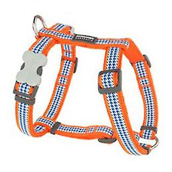 Red Dingo Dog Harness Fang It Orange (Dogs , Collars, Leads and Harnesses , Harnesses)