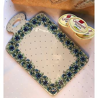 Cutting board, 29.5 x 18.5 cm, tradition 7, polish pottery - BSN 4040