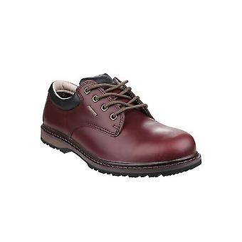 Cotswold Mens Stonesfield Leather Hiking Shoe
