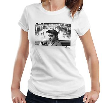 Ian Dury At An Ice Rink Women's T-Shirt