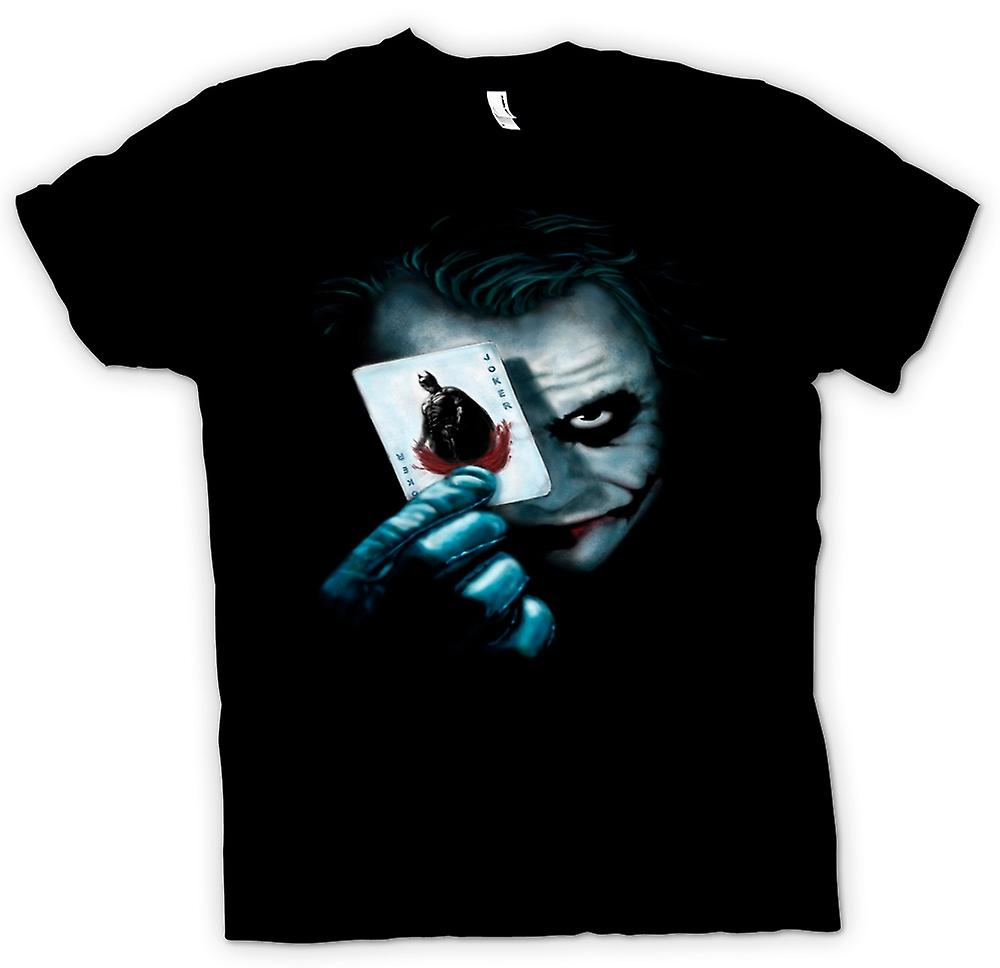 Mens T-shirt - Batman - The Joker - Cool Art