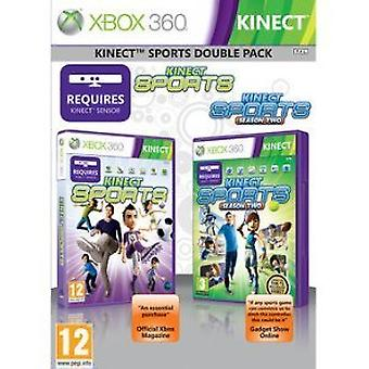 Kinect Sports Pack Double (Xbox 360)