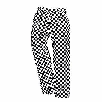 Portwest Mens Harrow Durable Twill Fabric Chefs Trousers