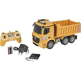 Carson RC Sport Dumper 1:20 RC scale model for beginners Heavy-duty vehicle Incl. batteries and charger