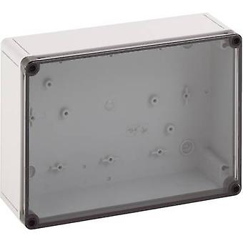 Spelsberg TK PS 2518-9-till montering fäste 254 x 180 x 90 polykarbonat (PC), polystyren (EPS) gråvit (RAL 7035) 1 st (s)