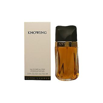 Estee Lauder Knowing Eau De Parfume Vapo 75ml Womens New Fragrance Perfume Spray