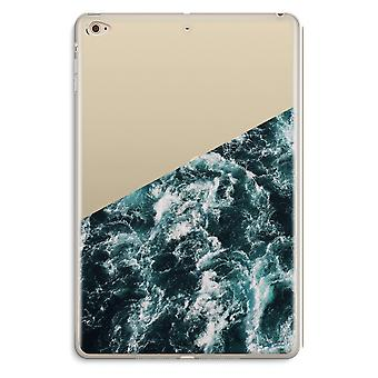 iPad Mini 4 Transparent Case (Soft) - Ocean Wave