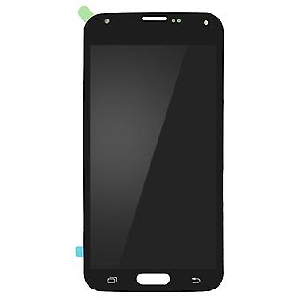 LCD replacement part with touchscreen for Samsung Galaxy S5 - Black