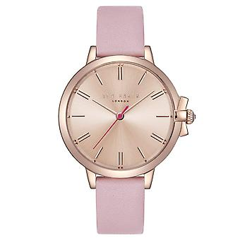 Ted Baker ladies watch Rosé gold