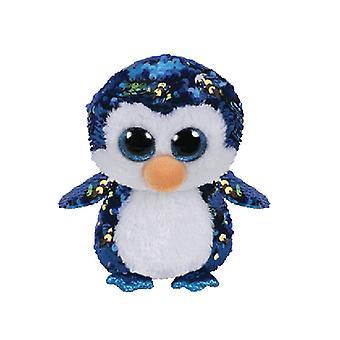 TY Flippable Payton Sequin Penguin muts