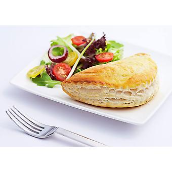 Country Range Frozen Cheese and Onion Pasties