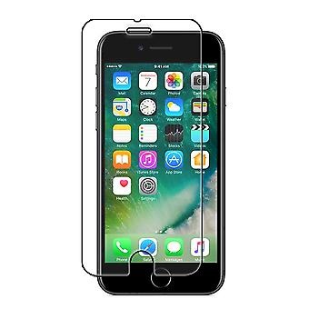 2-Pack tempered glass screen protector iPhone 7 Transparent Retail
