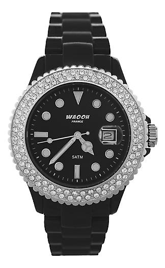 Waooh - Montre MILANO38 Strass