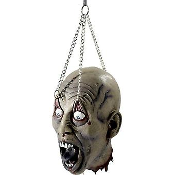 Dismembered Latex Head.