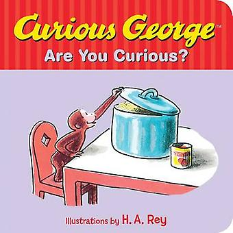 Curious George's are You Curious? by H. A. Rey - 9780544611078 Book