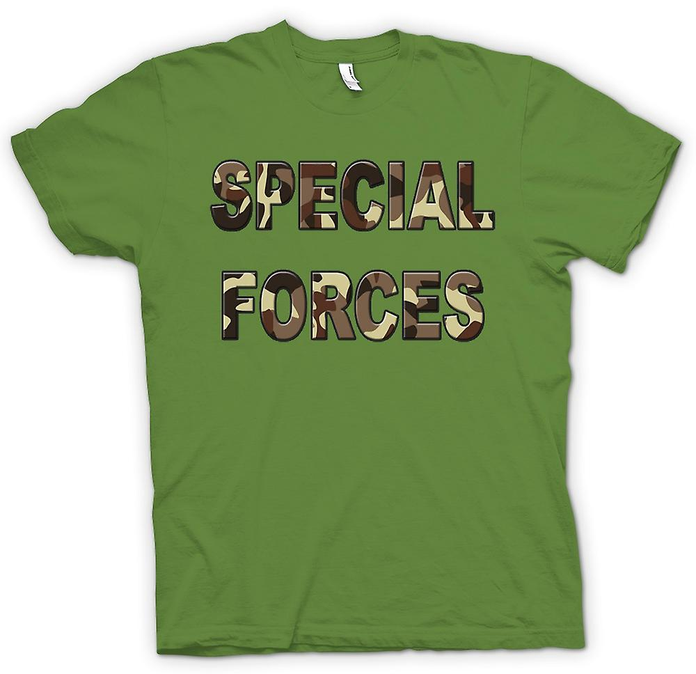 Mens T-shirt - Special Forces Elite