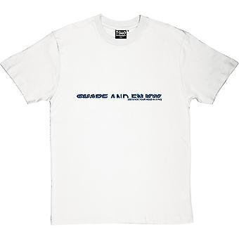 Share And Enjoy Men's T-Shirt