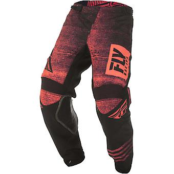 Fly Racing Red-Black 2019 Kinetic Noiz MX Pant