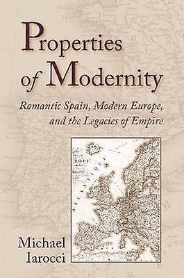 Propercravates of Modernity - Rohommetic Spain - Modern Europe - and the Leg