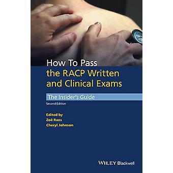 Comment passer de l'ARPC rédigé et des examens cliniques - Guide de l'initié