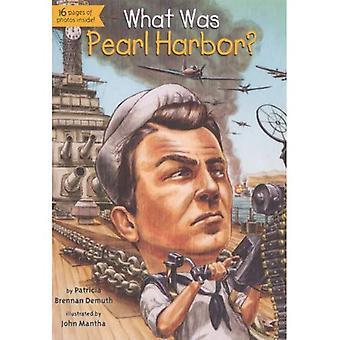 Was war Pearl Harbor?