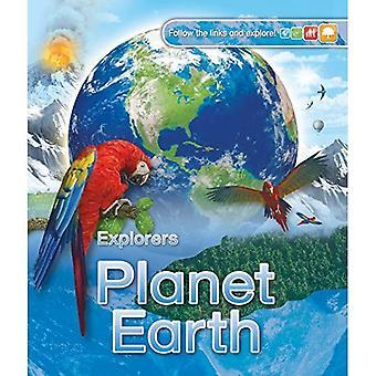 Explorers: Planet Earth