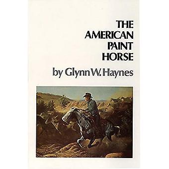 Cavallo americano della vernice