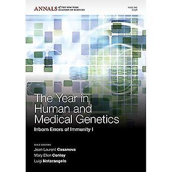 Das Jahr in menschliche und medizinische Genetik