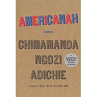 Americanah (Thorndike pers grote Print Peer Picks)