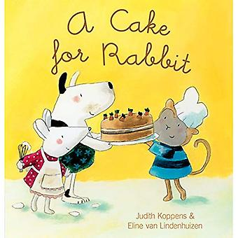 A Cake for Rabbit (The Animal Square)
