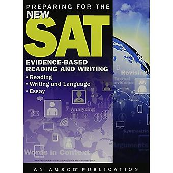 Preparing for the New SAT: Evidence-Based Reading and Writing Student Edition Softcover