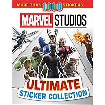 Ultimate Sticker Collection:� Marvel Studios: With More Than 1000 Stickers