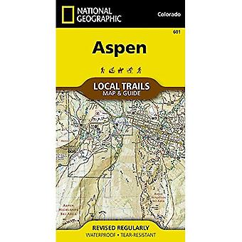 Aspen [local Trails] (National Geographic Trails Illustrated Map)
