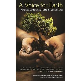 A Voice for Earth American Writers Respond to the Earth Charter by Corcoran & Peter Blaze