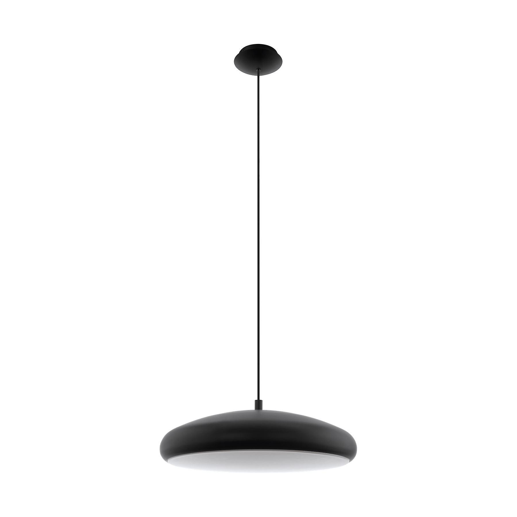 Eglo - Riodeva-C LED Ceiling Pendant in noir And blanc Finish EG96997