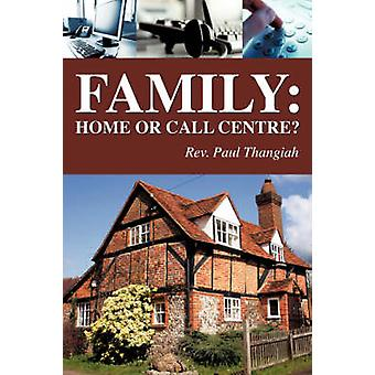 FAMILY HOME OR CALL CENTRE by Thangiah & Paul