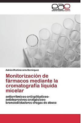 Monitorizacin de frmacos mediante la cromatografa lquida micelar by Martinavarro Domnguez Adrin
