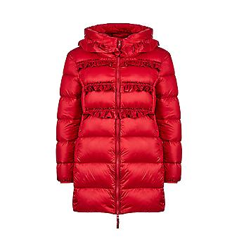 Twin-set Red Polyester Outerwear Jacket
