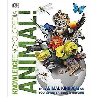 Kunskap Encyclopedia djur!