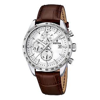 Festina F16760/1 Chronographe Mens Watch 44 mm