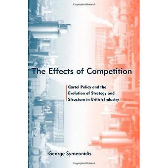 Os efeitos da concorrência: política de cartel e a evolução da estratégia e da estrutura na indústria britânica