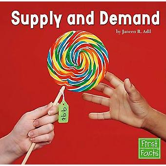 Supply and Demand by Janeen R Adil - 9780736853972 Book