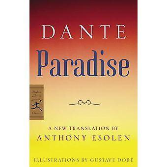 Paradise by Dante Alighieri - Gustove Dore - 9780812977264 Book