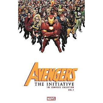 Avengers - the Initiative - the Complete Collection Vol. 2 - Vol. 2 by