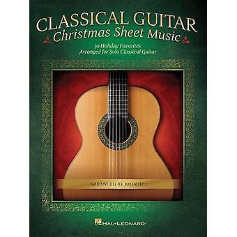 Classical Guitar Christmas Sheet Music by Hal Leonard Publishing Corp