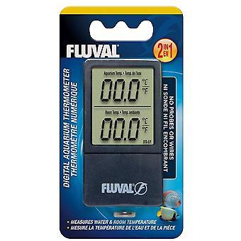 Fluval Wireless 2-in-1 Digital Aquarium Thermometer